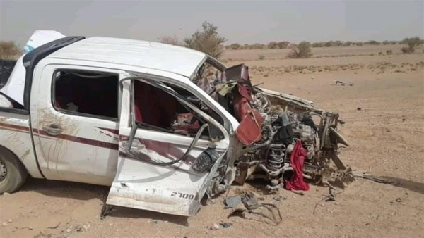20 civilians killed, injured by Houthi landmines in one week in Al-jawf