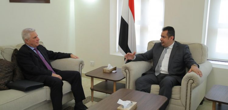 Prime minister receives Russian ambassador on latest developments