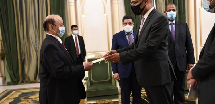 President Hadi: Houthis and Iran do not seek peace