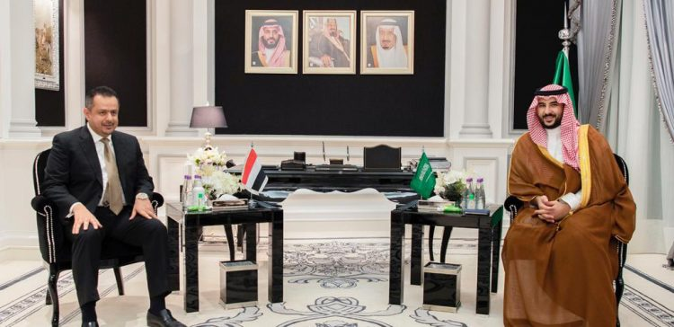 PM, Saudi Dep. Minister of Defense discuss developments in Yemen