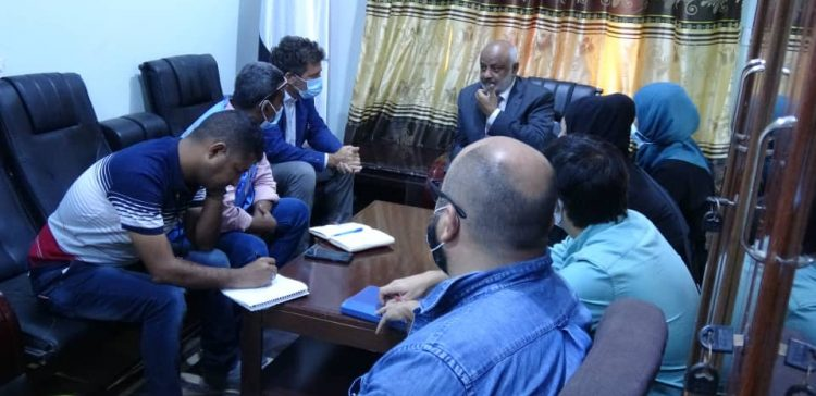 Humanitarian situations in Hodeida discussed