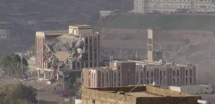 Colonel Al-Raimi confirms the liberation of the Republic palace in Taiz