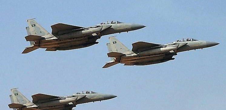 Two rebel vehicles destroyed by airstrikes in Serwah