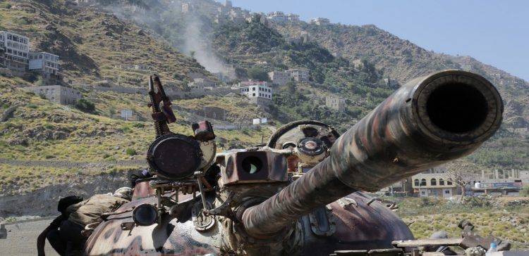 Coup militias suffer heavy losses in Taiz