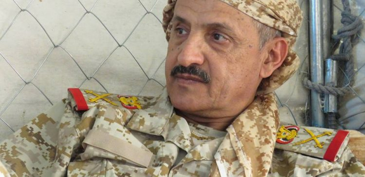 Gen. Jubran denies UAE's suspension of aid to 3rd Mil. Zone