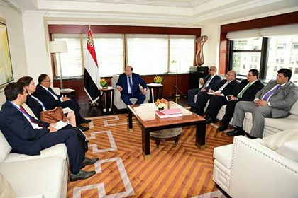 President, WB discuss cooperation