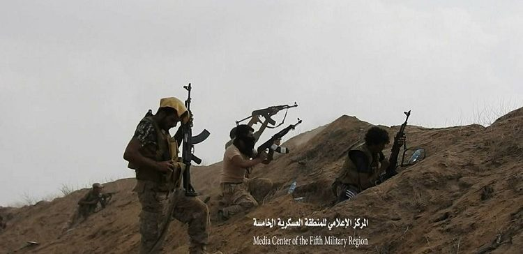 Over 60 Houthi militias including 3 prominent leaders killed in ten days western Hajjah