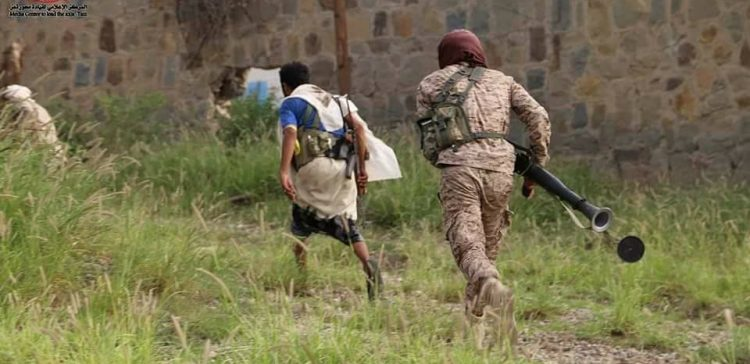 Seven coup militia killed, wounded in failed infiltration eastern Taiz
