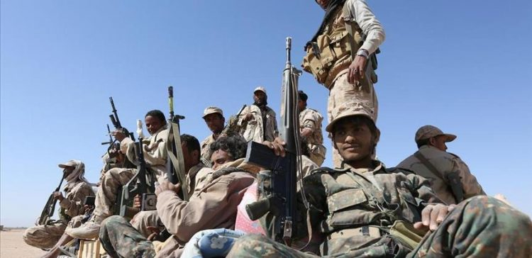 National Army liberates new sites eastern Sana'a