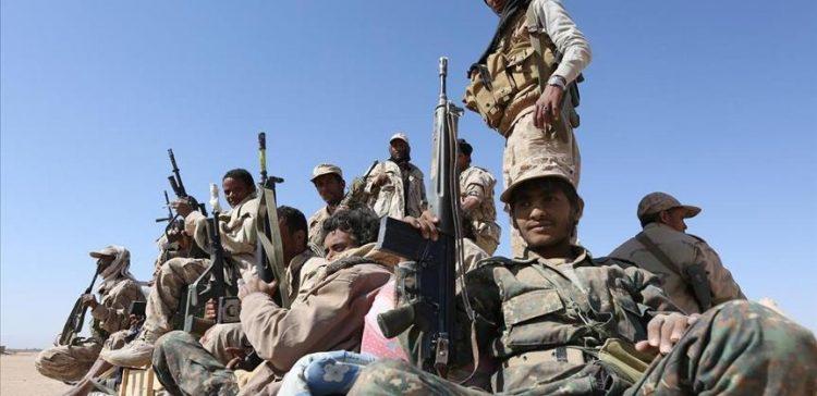Scores of militias killed eastern Sana'a