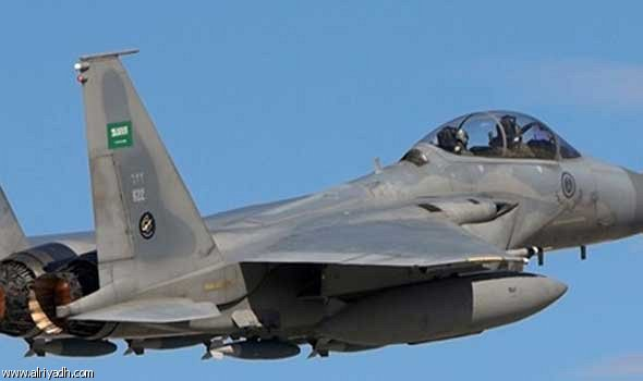 Arab coalition fighter jets bomb Houthi militia positions in Sana'a