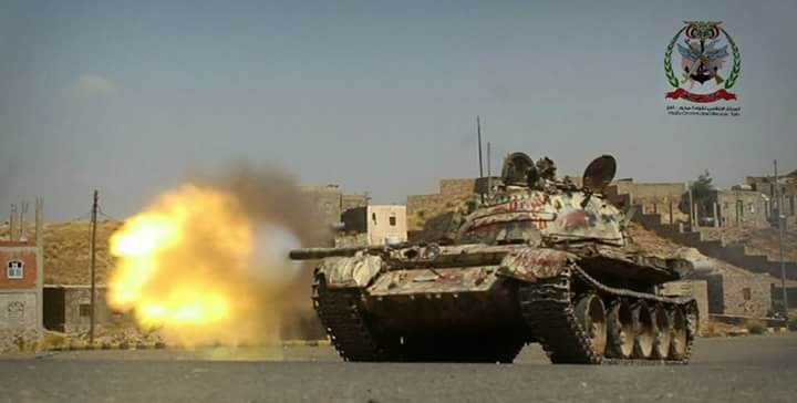 Army makes new victories in qualitative operation in Taiz