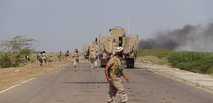 Over 130 militiamen killed, dozens injured north Hodeidah