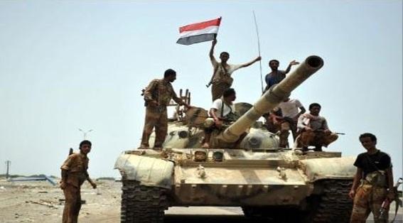 National army makes new advancement southern Taiz