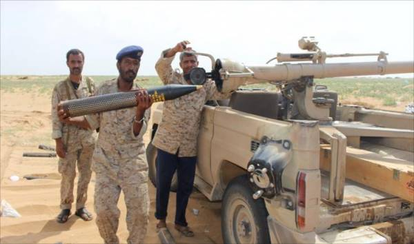 National Army achieves qualitative progress against militias in Hajjah