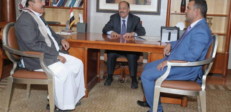 VP informed about the situations in Ibb province