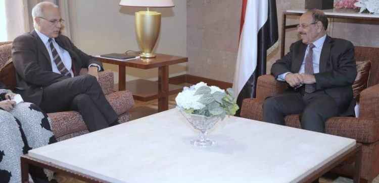 VP receives British ambassador to our country