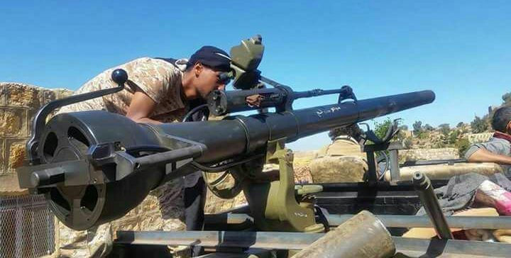 National Army gains control of strategic positions in Taiz