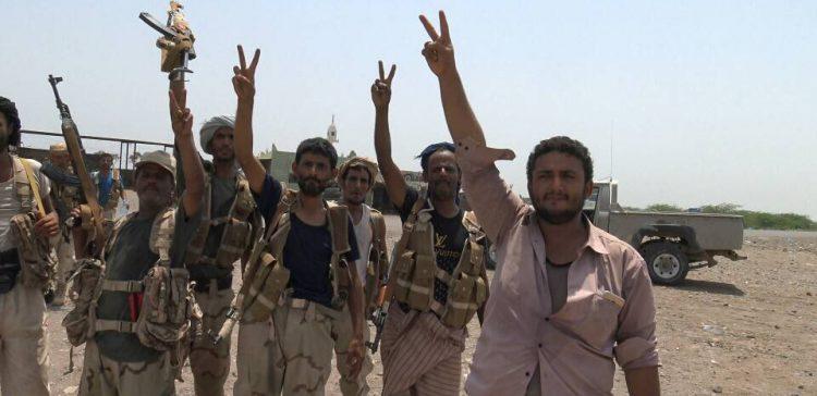 National Army controls new areas, keeps advancing southern Hudeidah