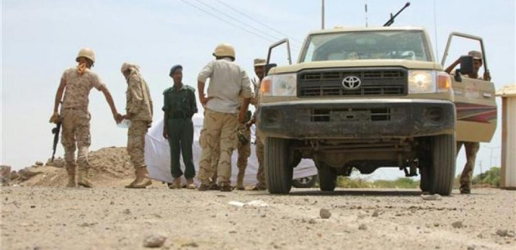 NA frees Al-Barh district, continues advancing toward Taiz