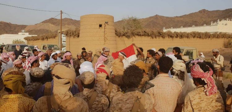 Saadah,,, tens of families displaced by Houthis back home