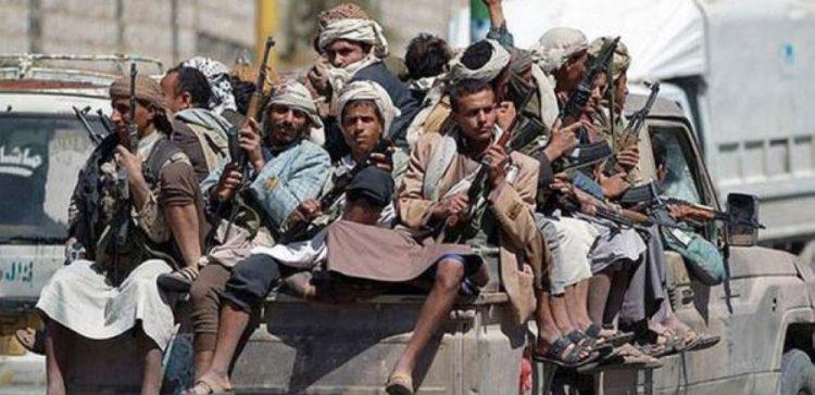 Houthi militias continue shelling civilians north Al-Dhale