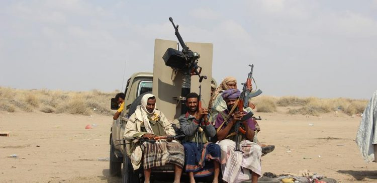 Tens Houthi rebels killed, captured during fierce battles in Hudeidah
