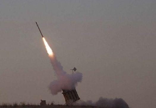 Arab coalition air defenses shoot down ballistic missile over Mocha