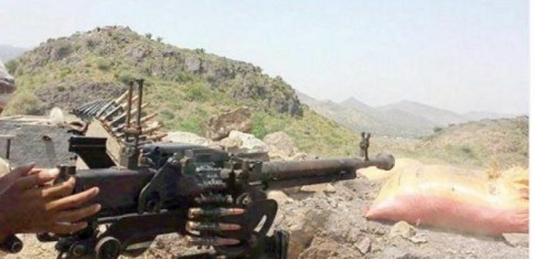 Battles continue, Houthi militia suffers heavy casualties west of Taiz
