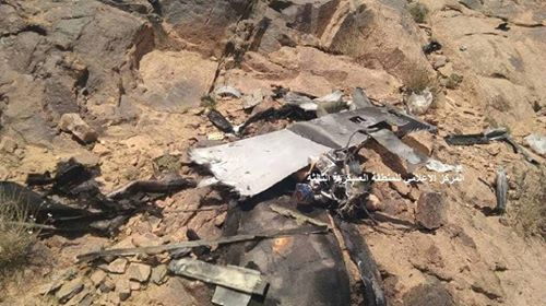Army shoots down Houthi drone in central Yemen