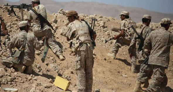 Tens Houthi militia including field leaders killed, wounded western Al-Jawf