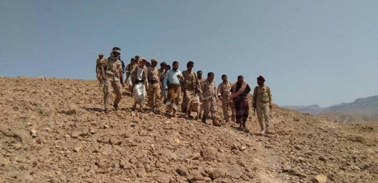 Army controls key areas in Khab Alsha'af