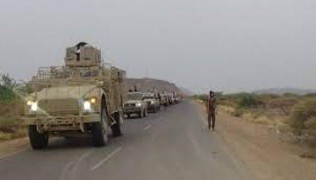 Hodeidah,,, Army controls key road, cuts militia's supply route