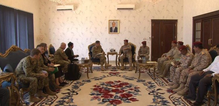 Yemen, US discuss improving Yemeni Coast Guards, Special Forces