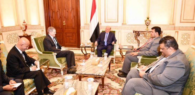President praises Yemeni-US relations