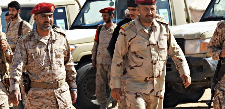 Moral Guidance' team visits army units in Sa'ada