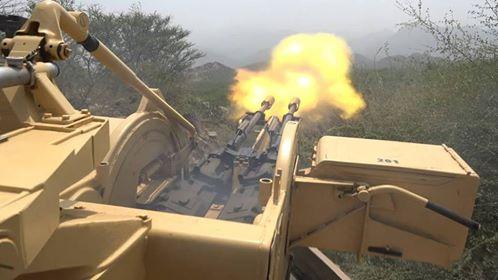 Houthi rebels suffer major losses west of Marib