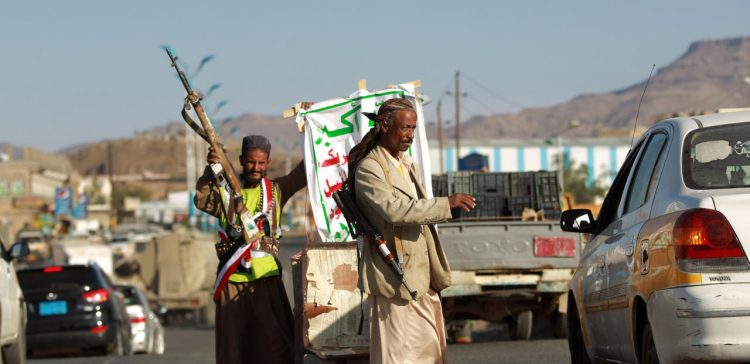 Washington Institute: Houthi militias are setting up large numbers of trenches in Hodeida