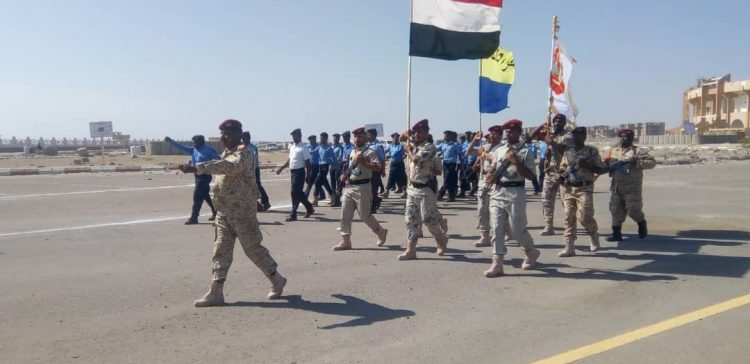 New year training for military units launched in Abyan