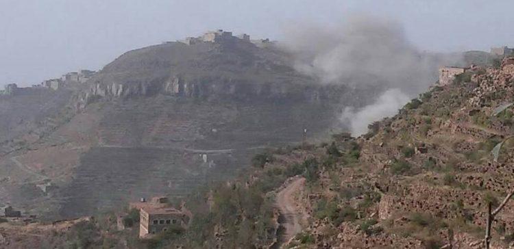 Houthi rebels continue shelling civilians in Taiz