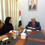 Fatah, UNHCR discuss Humanitarian projects in 2019