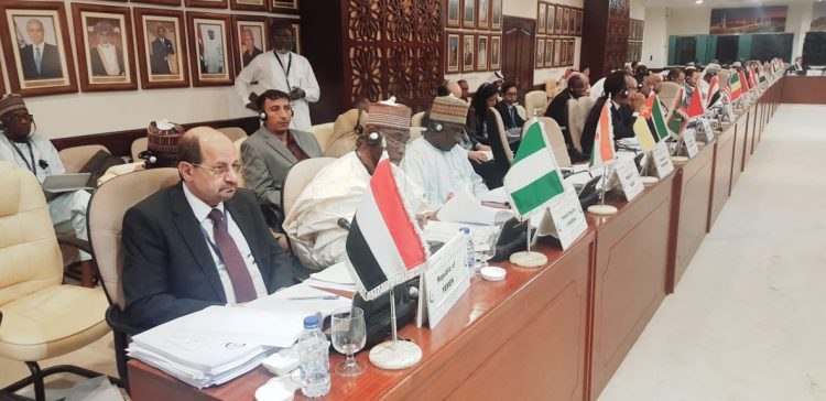 Yemen Participates in preparatory session for 46th round of OIC Foreign Ministers Council
