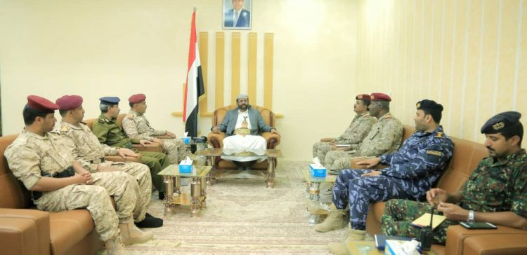 Mareb governor highlights promoting security, fighting crime