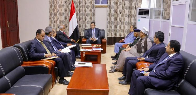 PM urges further efforts to reinstate financial, administrative authorities, basic services in Hodeidah