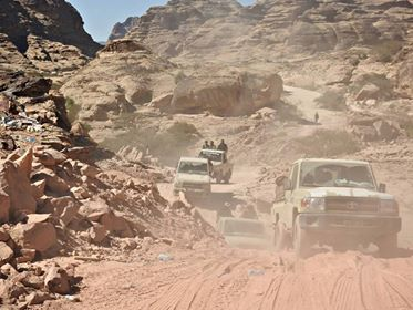 Army liberates fresh areas in the militia's stronghold