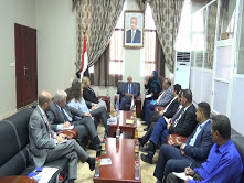 Dep. Premier meets with EU Delegation to Yemen