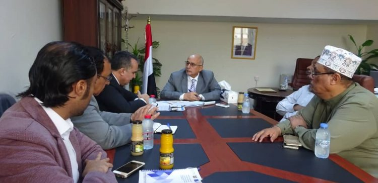 Fatah, FAO representative discuss rural development projects