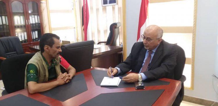 Fatah, Representative of (IEO) discuss 2019 action-plan