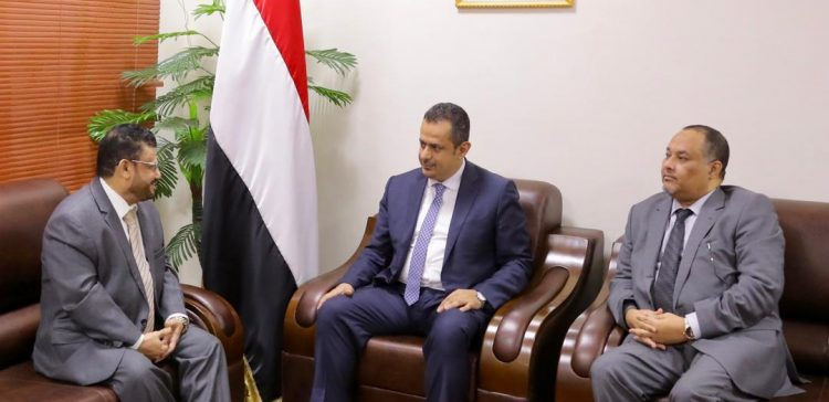PM, Raymah governor discuss situations of the governorate
