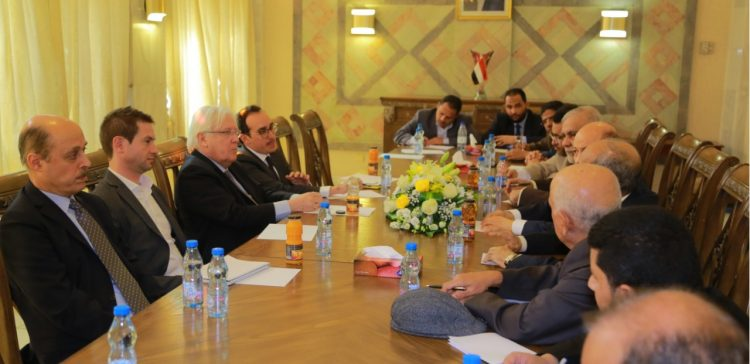 Stockholm Agreement: Yemen parties voice worry over Houthi arms